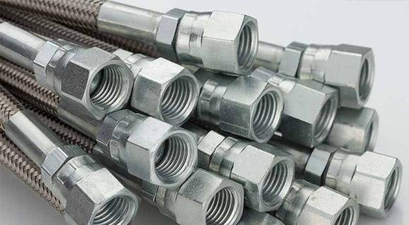 Vente et réparation materiels et flexibles hydrauliques