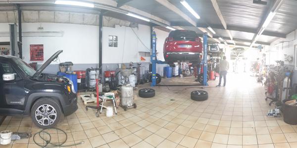 Garage automobile à Cambrai